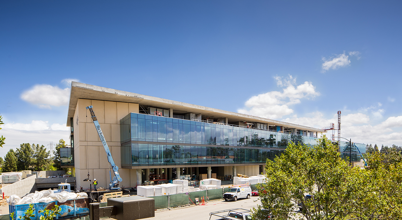 Intuit exterior in construction