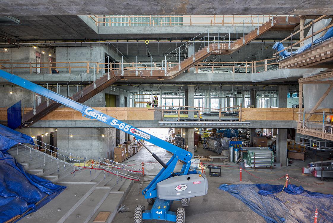 Intuit Construction Atrium