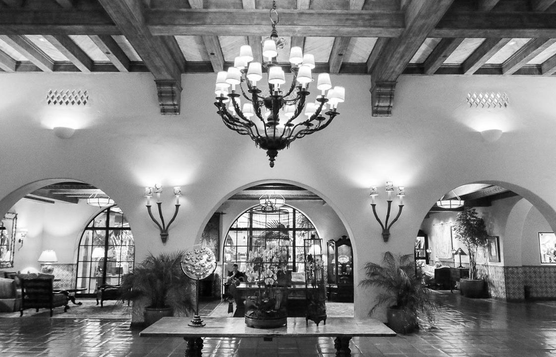 Four Seasons Resort The Biltmore Interior
