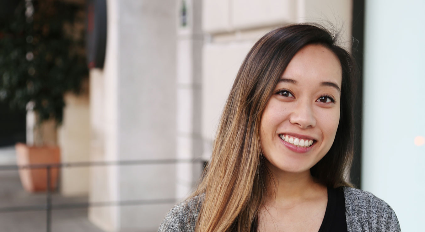 Sharmaine Lacson of Holmes Structures in Downtown Los Angeles