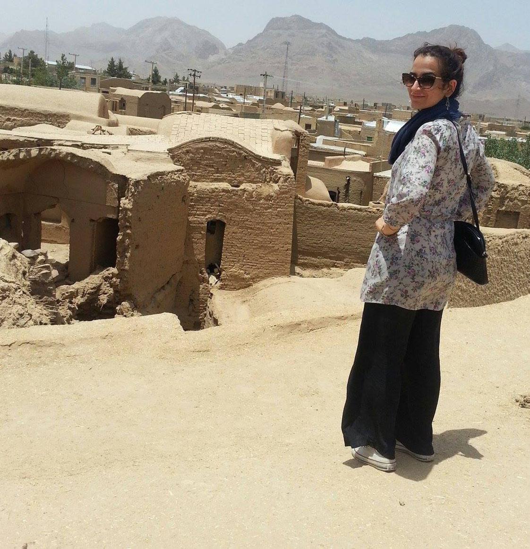 Nina Mahjoub heritage site