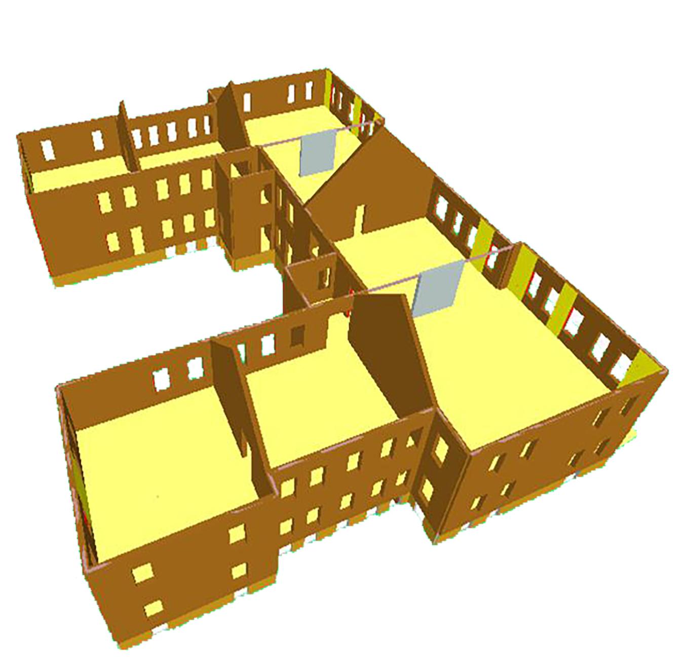 Presidio retrofit diagram