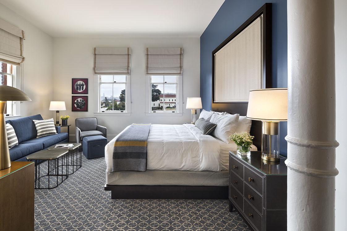 Presidio Lodge San Francisco Hotel Room