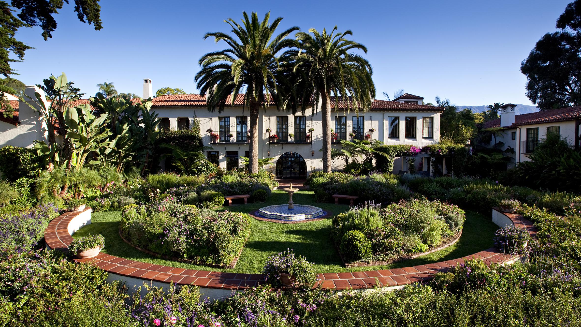 Four Seasons Resort The Biltmore gardens