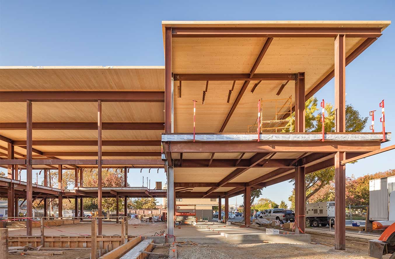 Mass Timber's Rise in Construction - Holmes Structures