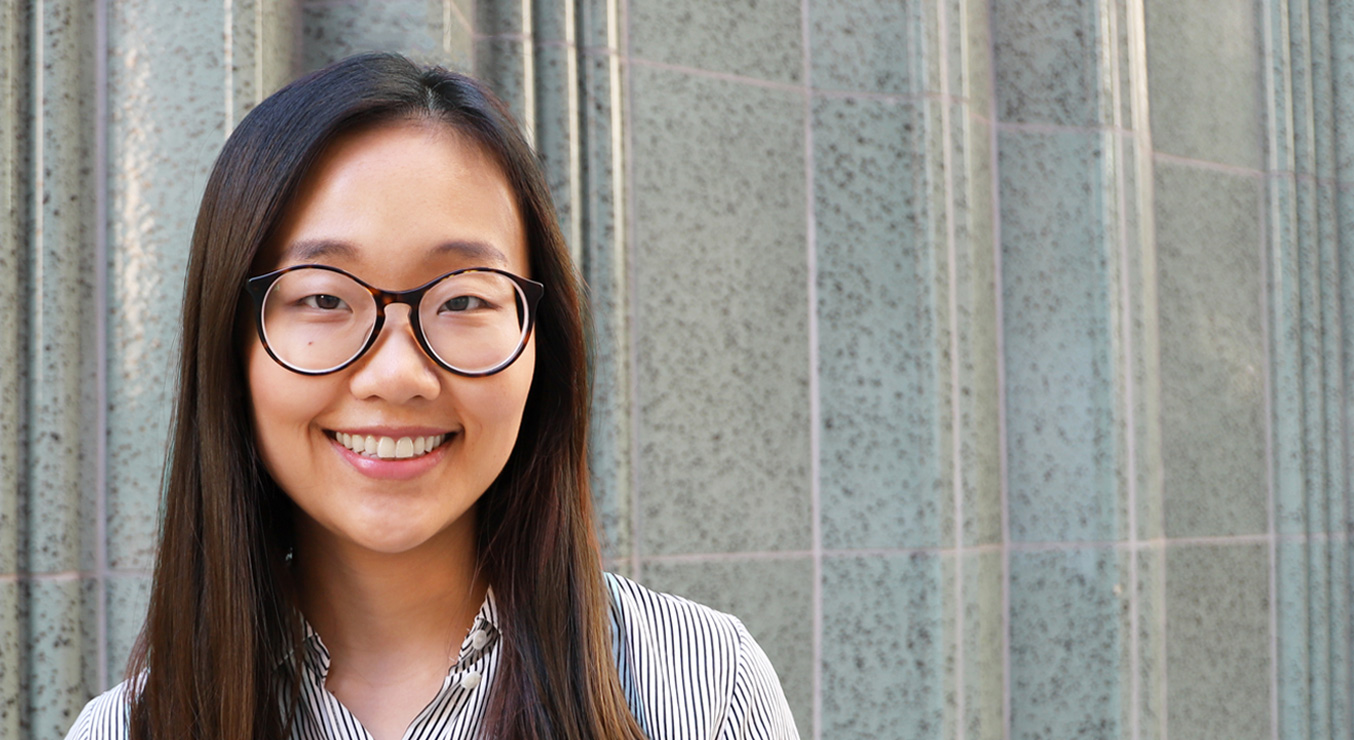 Jessica Chen with Holmes Structures Los Angeles