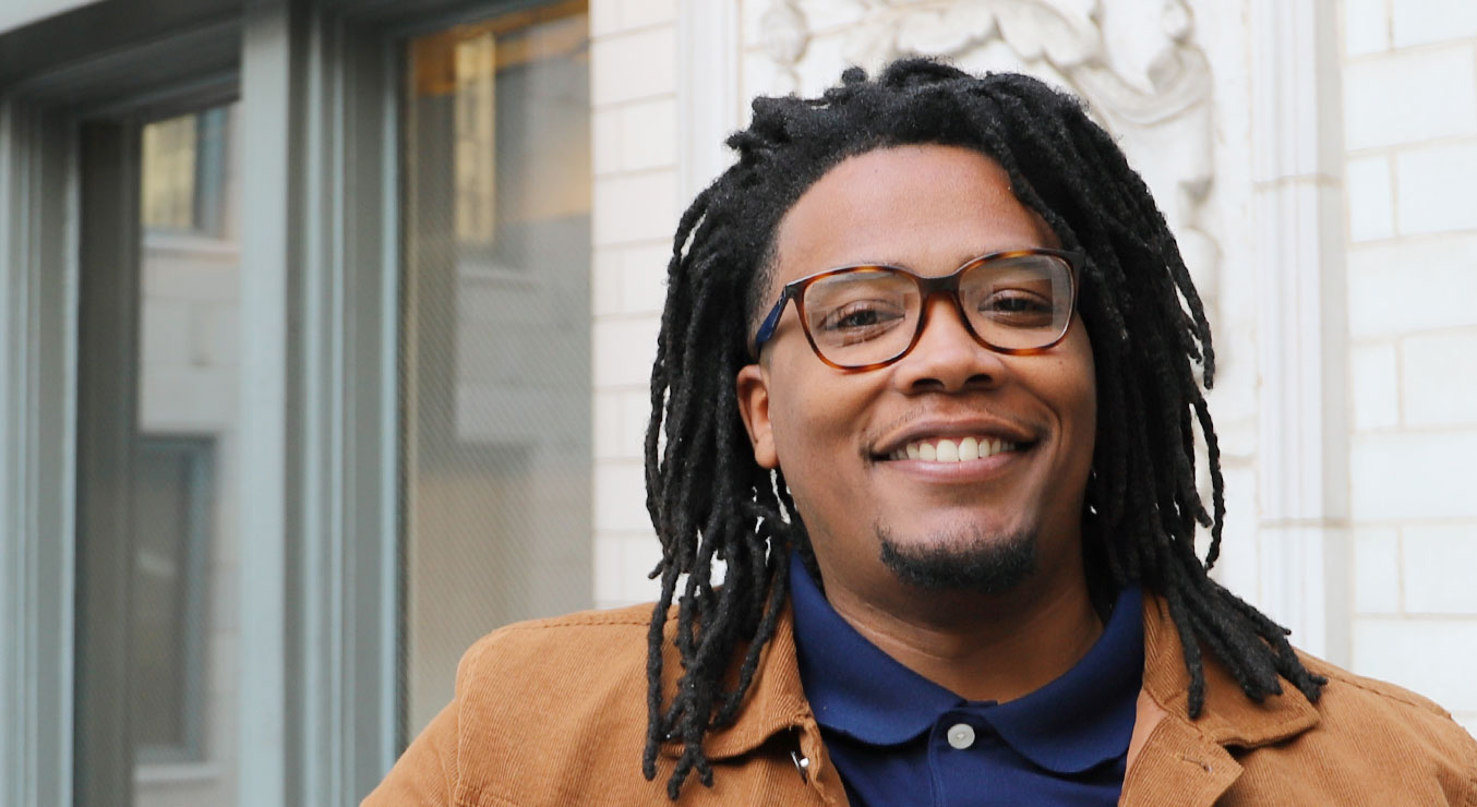 Jeremiah Benjamin, Revit Specialist with Holmes Structures in Downtown Los Angeles